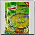 Picture of Knorr Soup Chinese Sweet CornVeg 47gm
